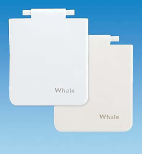 Whale Watermaster Replacement Socket Flap/Cover/ Lid Ivory AK1400