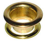 Brass Eyelets 13mm W4 37652