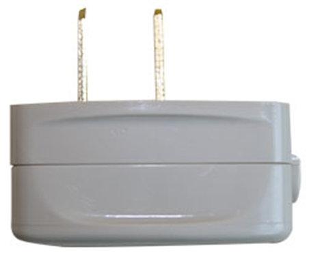 Clipsal-Type 2-Pin 12V Plug W4 37589