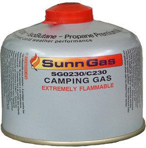 SunnGas Premium Mix 230g