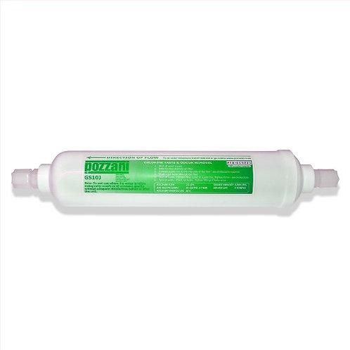 AquaSource Clear water filter Pozzani GS10-12mm