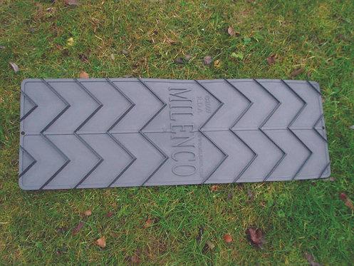 Milenco Extra Wide Grip Mat - Twinpack
