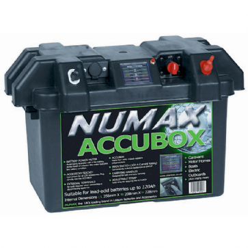 ACCUBOX - BATTERY BOX