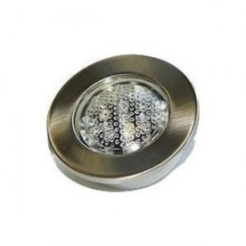 Lumo 21 LED Brushed Nickel Downlite