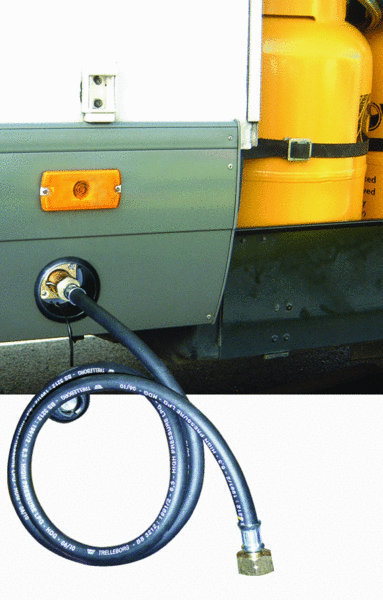 Gaslow Reserve Cylinder Connection Hose