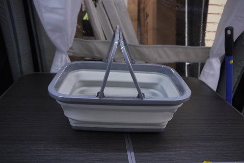Kampa Folding Multi-Purpose Wash Bowl Small Grey