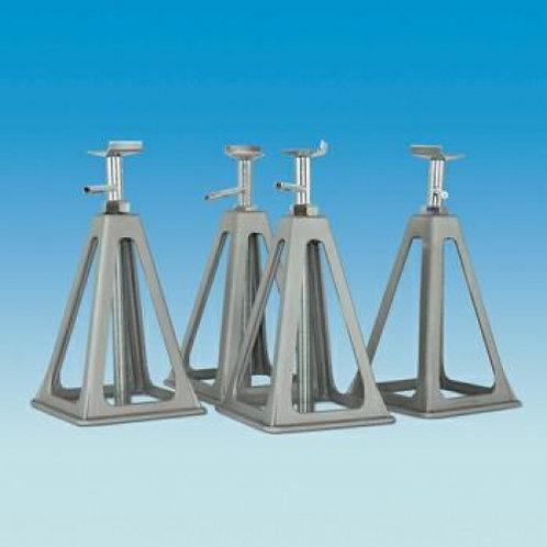 CaraJack Aluminium Axle Stands\n(Set of 4)