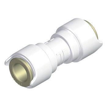 Whale 12mm Straight Connector WU1204 (Pair)