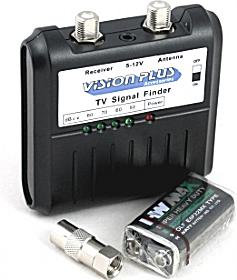 Vision Plus TV Signal Finder - DVB-T