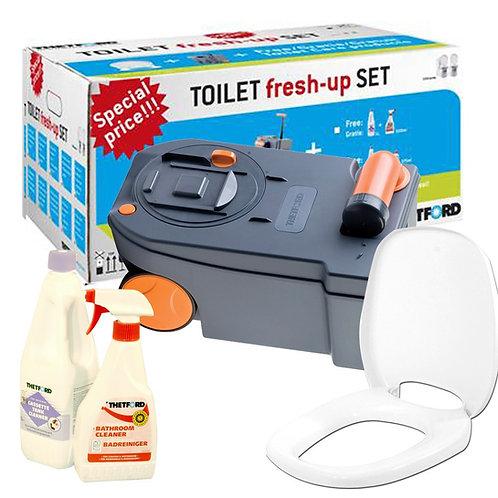 Thetford Cassette Toilet C250 Fresh Up Kit
