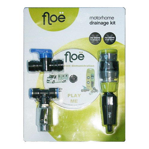 Floe Retro-Fit Motorhome Draining Combination Kit