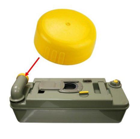 Thetford C2 C3 C4 Waste Tank Dump Cap 1638478
