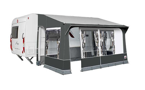 Dorema Quattro 380 Caravan Porch Awning 2020