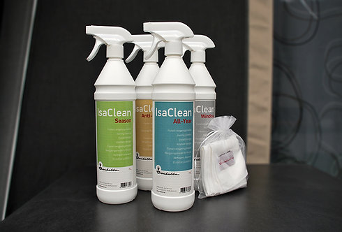 ISACLEAN ALL YEAR