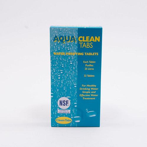 Aqua Midi Tabs (Box of 32 Tablets)