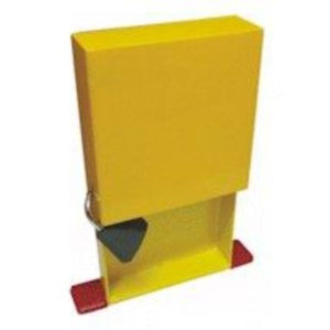 Pyramid Locking Plate for Winter Storage Wheels