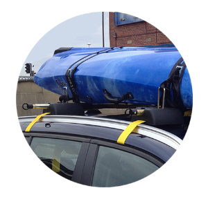 Kayak/ Canoe Car Portarack