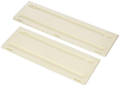 Dometic WA120/130 Winter Cover Set, Beige or White (2)