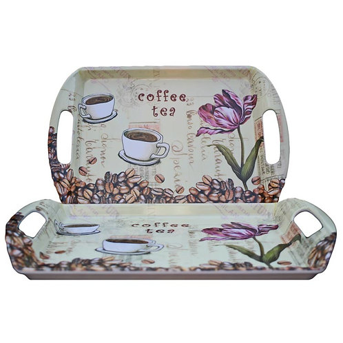 Quest Toscana Two-Piece Tray Set