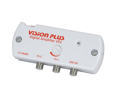 Vision Plus VP2 Signal Amplifier - TV Only