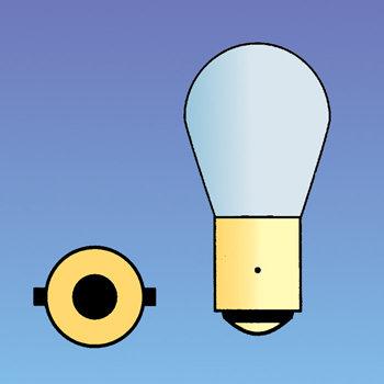 BA15S 21W Autolamp