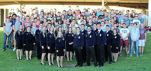 West Valley FFA Cottonwood CA