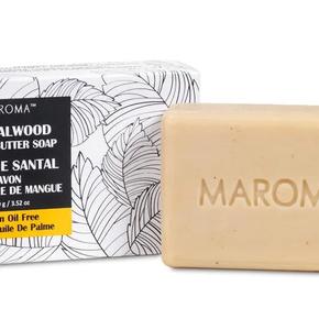 Mango Butter Sandalwood zeep