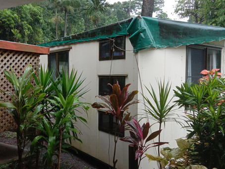 Removal of Budget Cabins