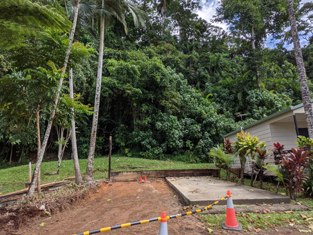 New amenities and cabins for Etty Bay