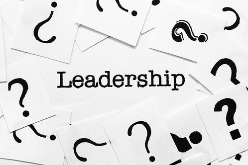 Leadership Basics Workshop