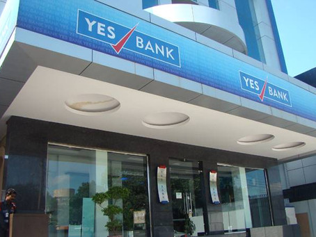 Yes Bank takes on lease 62,500 sq ft office space in Noida from Max group