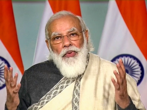 IMC-2020: PM Modi makes strong pitch to make India a global hub for telecom gear