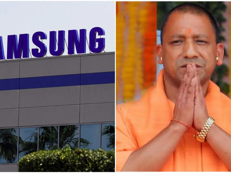 Samsung to relocate mobile display plant from China, to invest Rs 4,825 cr in Yogi Adityanath's UP