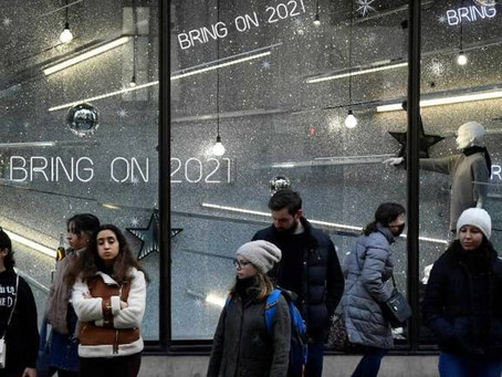 New coronavirus strain spooks Street: Experts see 5% correction in Sensex, Nifty in short term