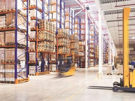 Warehousing yields decline as global players race to invest in assets