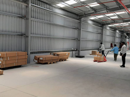 Pune's warehousing industry keeps COVID blues at bay