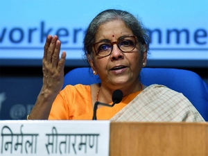 India's next budget to focus on boosting growth, says finance minister Nirmala Sitharaman