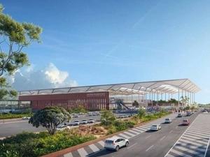 Not 'Jewar' or 'Delhi Noida', it's officially Noida International Airport now