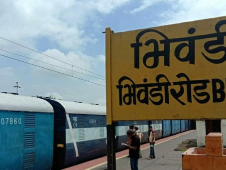 Bhiwandi turning into biggest parcel terminal in India