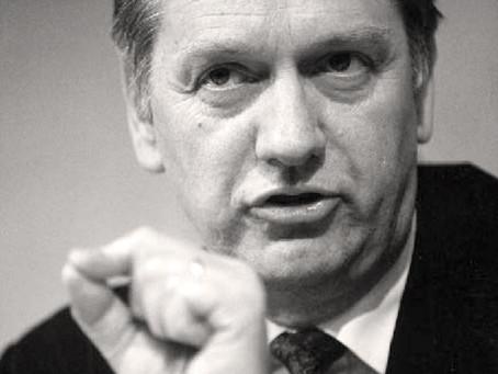 Great Mediators in History #1.  Johan Jørgen Holst