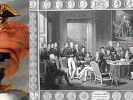 Crisis Negotiation Stories #3 – The Congress of Vienna