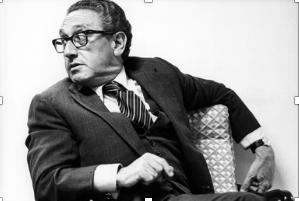 Great Mediators in History #5. Henry Kissinger.