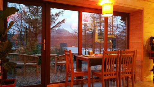Pancake Barn tearoom