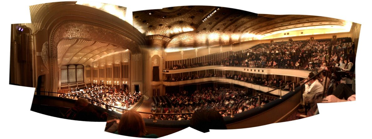 RITE OF SPRING IN SEVERANCE HALL