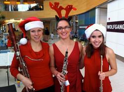 Christmas at Seidman