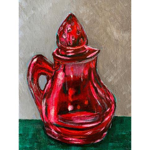 Strawberry Bottle