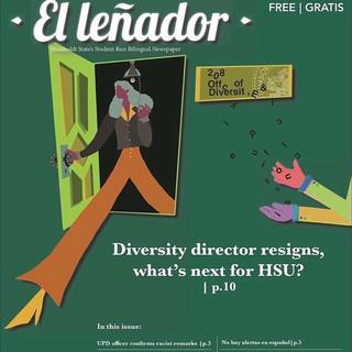 November 2019 El Leñador cover