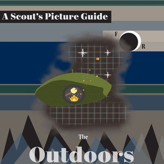 Cover A scout's Picture Guide for the Outdoors