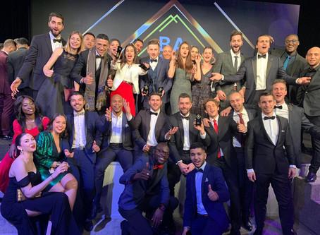 Born academy & BA Award