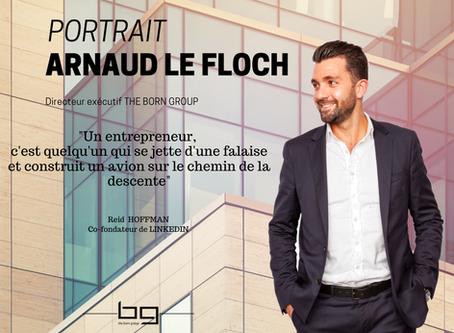 Le portrait de Arnaud Le Floch